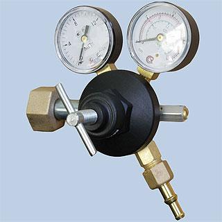 Регулятор расхода газа У-30-КР2-AGA баллонный одноступенчатый