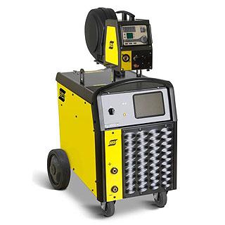 Сварочный выпрямитель с цифровым управлением ESAB Mig 4002с (ЭСАБ)