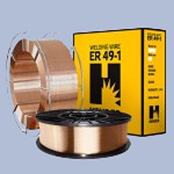 Сварочная проволока омедненная стальная Св-08Г2С (ER70S-6) HCW-50A