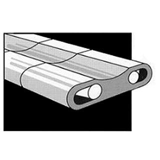 Плоские подкладки с радиусной канавкой