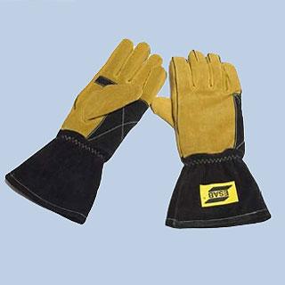 Изогнутые краги сварщика Curved MIG Glove ESAB (ЭСАБ)