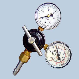 Регулятор расхода углекислотный У-30-6