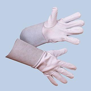 Перчатки сварщика TIG Basic