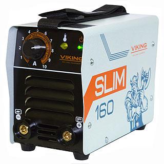 VIKING 160 SLIM (ММА) сварочный инвертор (Россия)