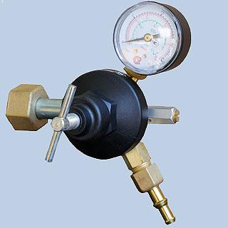 Регулятор расхода газа У-30-КР1-AGA баллонный одноступенчатый