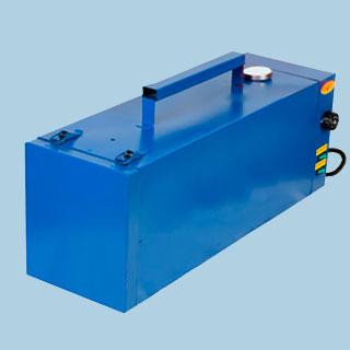Печь для прокалки и просушки электродов ПСПЭ 10-400