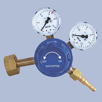БКО-50-КР KRASS редуктор кислородый среднегабаритный
