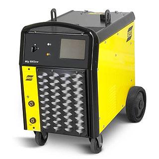 Сварочный выпрямитель с цифровым управлением ESAB Mig 5002с (ЭСАБ)