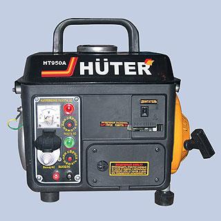 Электрогенератор HT950A Huter бензиновый (Германия)