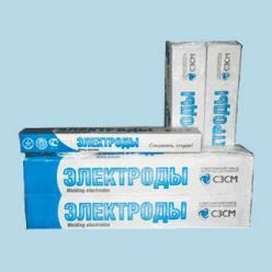 Электроды по меди Комсомолец-100 ф-3.0 мм