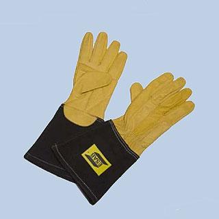 Изогнутые краги сварщика Curved TIG Glove ESAB (ЭСАБ)