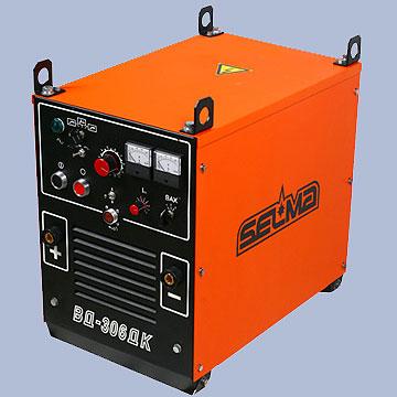 ВД-306ДК выпрямитель сварочный (Сэлма)