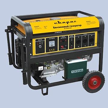 Сварочный генератор ES6500QXS (Сварог)