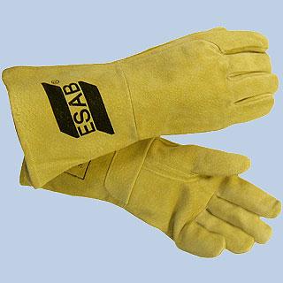 Перчатки сварщика TIG Soft
