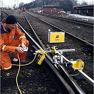 Автоматическая установка для наплавки рельсов и крестовин Railtrac BV / BVR 1000 (ЭСАБ)