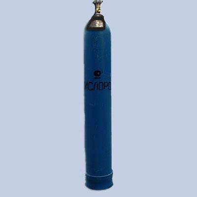 Баллон кислородный 40л б/у (переосвидетельствованный)
