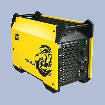WARRIOR (Вариор) 400i/500i CC/CV ESAB мультифункциональный сварочный аппарат
