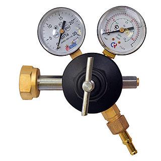 Регулятор расхода газа А-30-КР1 баллонный одноступенчатый