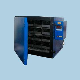 Печь для прокалки и просушки электродов ПСПЭ 200-400