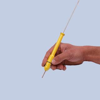 TIG PEN™ - держатель для подачи присадочной проволоки TIG PEN ESAB (ЭСАБ)