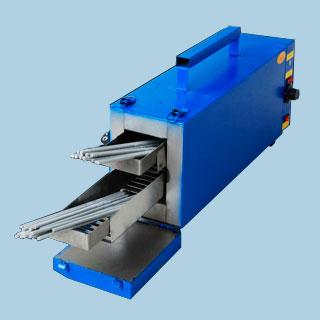 Печь для прокалки и просушки электродов ПСПЭ 20-400