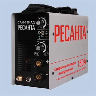 САИ-150 АД инвертор с функцией аргонодуговой сварки