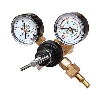Регулятор расхода газа А-30-КР1-м баллонный одноступенчатый