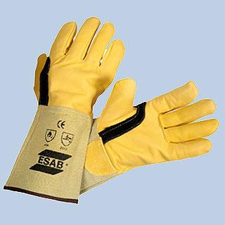 Перчатки сварщика TIG Professional