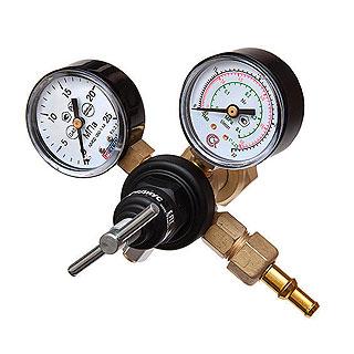 Регулятор расхода газа А-90-КР1-м баллонный одноступенчатый
