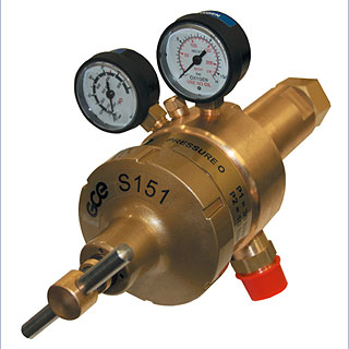Регулятор низкого давления S151