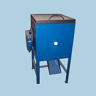 Печь для прокалки флюса ПСПФ 120-400