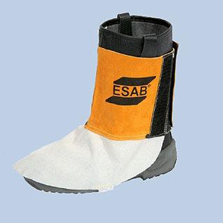 Кожаные гетры – защита обуви ESAB