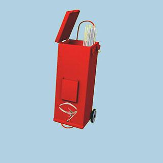 Термопенал ТП 5-150 для хранения и подогрева сварочных электродов