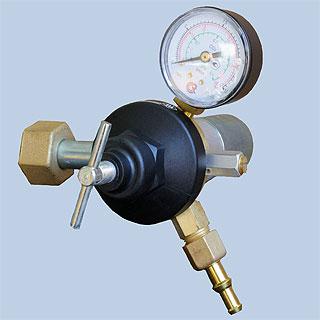 Регулятор расхода газа У-30-КР1П баллонный одноступенчатый