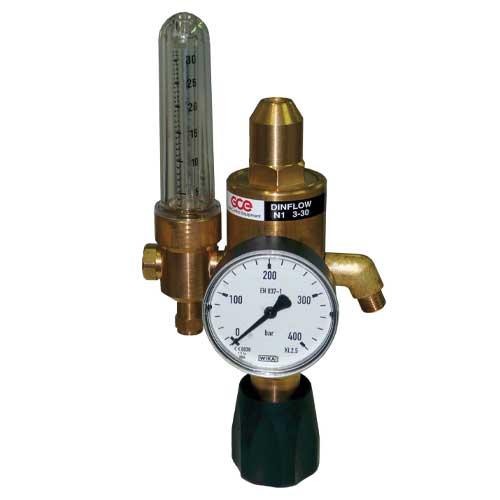 Баллонный регулятор ECOSAVER Ar/CO2