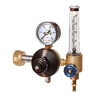 Регулятор расхода газа У-30/АР-40-КР1-Р баллонный одноступенчатый