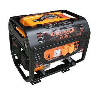 Бензиновый генератор ErgomaX GA/ER 1200