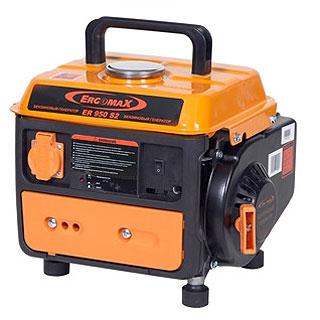 Бензиновый генератор ErgomaX GA950 S2