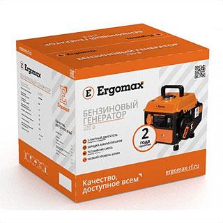 TM Ergomax
