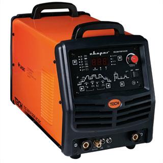 TECH TIG 200 P DSP AC/DC (E104)- сварочный инвертор