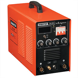 TIG 250 (R22)- сварочный инвертор