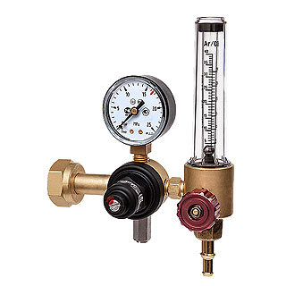 Регулятор расхода газа У-30/АР-40-КР1-м-Р1 баллонный одноступенчатый