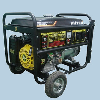 Электрогенератор DY6500LXW