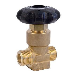 Вентиль газовый сетевой GCE кислород/инертные газы