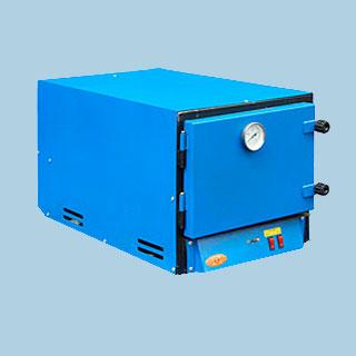 Печь для прокалки и просушки электродов ПСПЭ 40-400