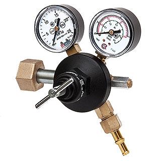 Регулятор расхода газа У-30/АР-40-КР1 баллонный одноступенчатый