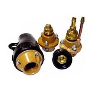 Гнездо кабельное (подача газа через клапан)