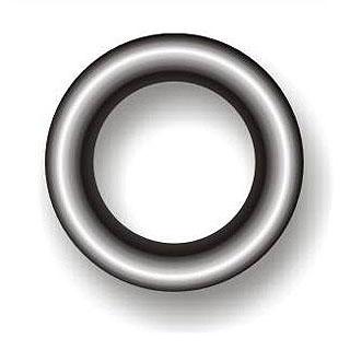 Кольцо резиновое 009-012-19