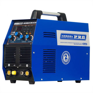 PRO IRONMAN 200 AC/DC аппарат аргонодуговой сварки(TIG+MMA)