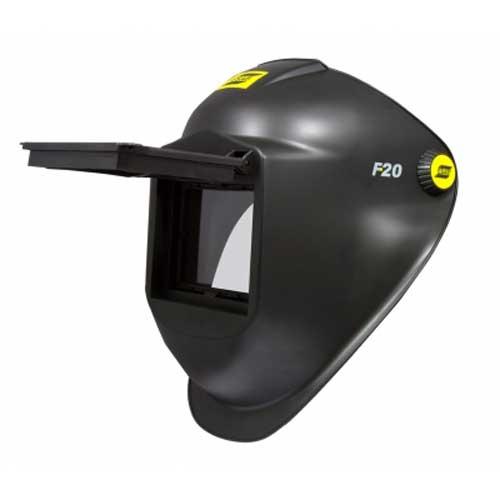 Сварочная маска F20 / F20 Air с откидным стеклом